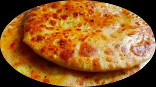 क्या आलू के पराठे बेलना सरदर्द लगता है तों इस तरह बनाये आलू के पराठेAalu Paratha-nasta recipe-dinner