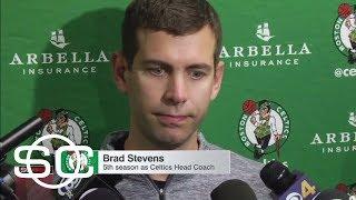 Video Brad Stevens addresses Gordon Hayward's injury | SportsCenter | ESPN download MP3, 3GP, MP4, WEBM, AVI, FLV November 2017