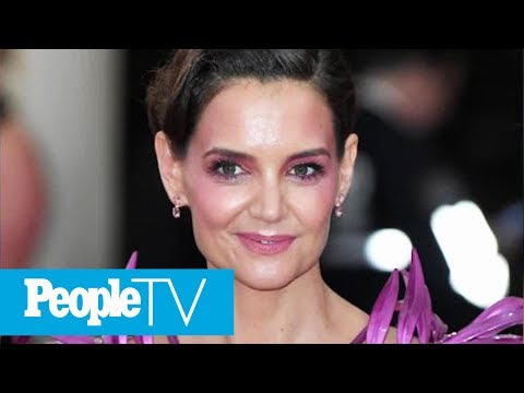 Jamie Foxx And Katie Holmes Make Couple Debut At The Met Gala | PeopleTV