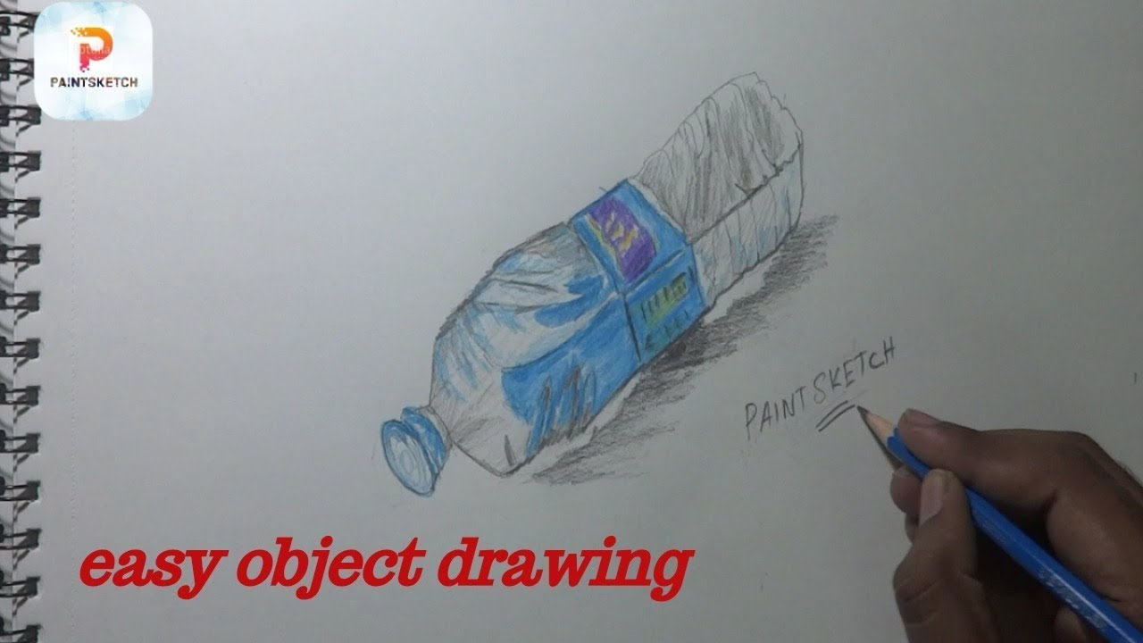 Basic Object Drawing With Colour Pencils Easy Pencil Shading