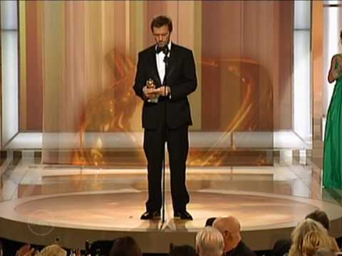 Thumbnail: Hugh Laurie in The 63rd annual Golden Globe
