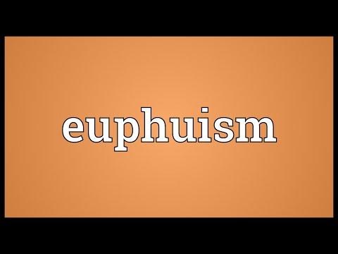 Header of euphuism