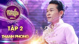 Đường đến danh ca vọng cổ 2 | tập 2: Nguyễn Thanh Phong - Bằng lăng tím