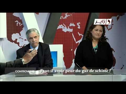 """Gaz de schiste, pour ou contre ? """"Controverse"""" avec Khaled Drareni sur Dzaïr le 27/11/13"""