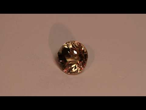 Zultanite Checkerboard Round 4.78 Carats