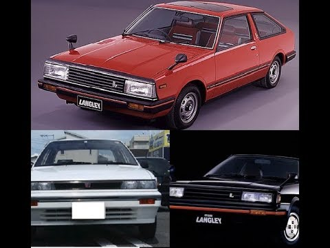 THE・旧車  日産・ラングレー全3代 1980年-1990年