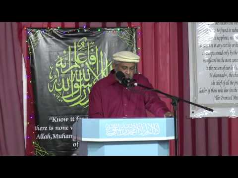 Ahmadiyya Muslim Community Trinidad and Tobago Peace Conference