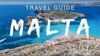 Malta Travel Guide   Malta's Top Attractions in 1 Week
