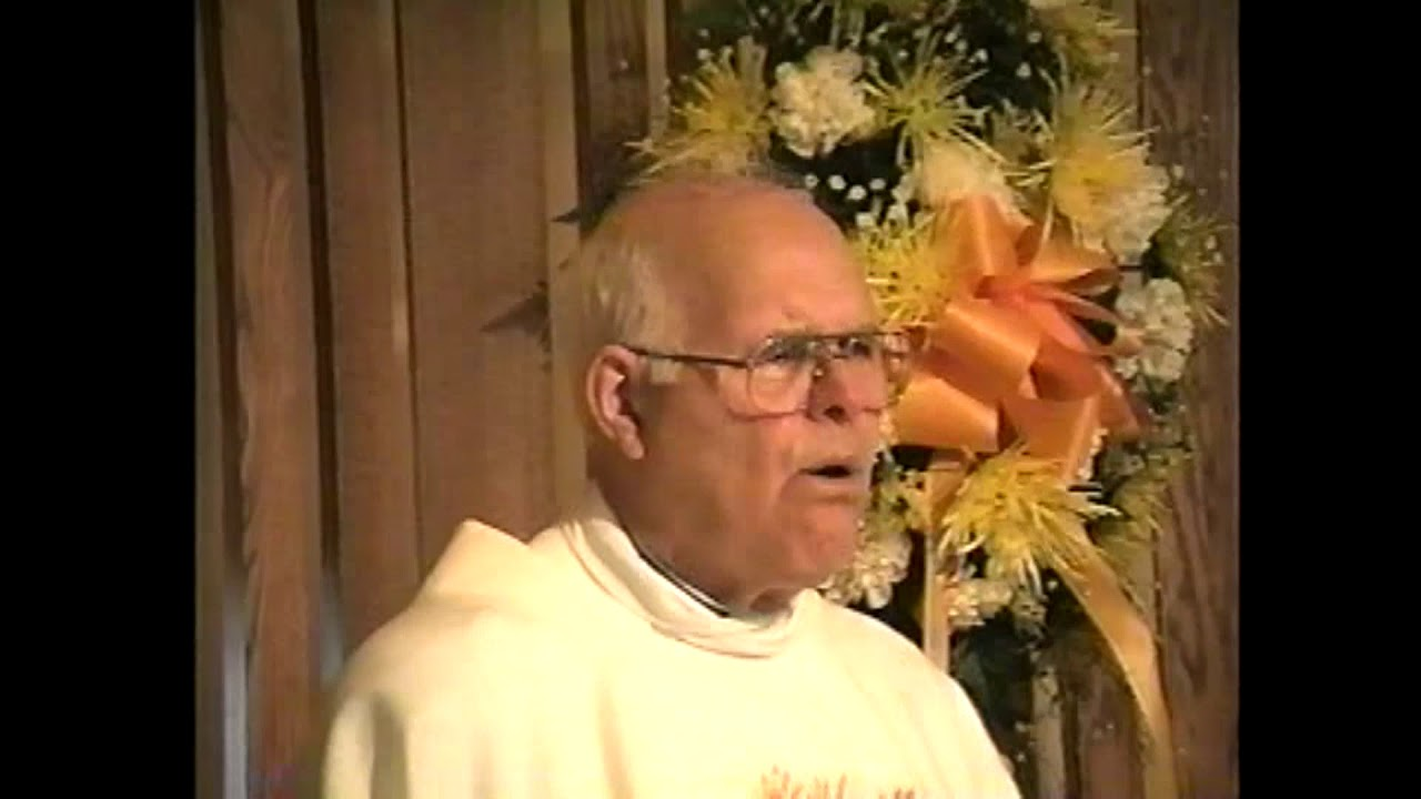 Fr. Howard McCasland Farewell Mass  6-13-93