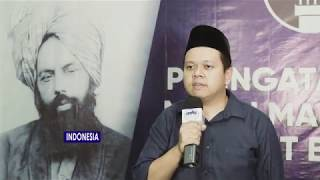 Indonesia marks Promised Messiah Day