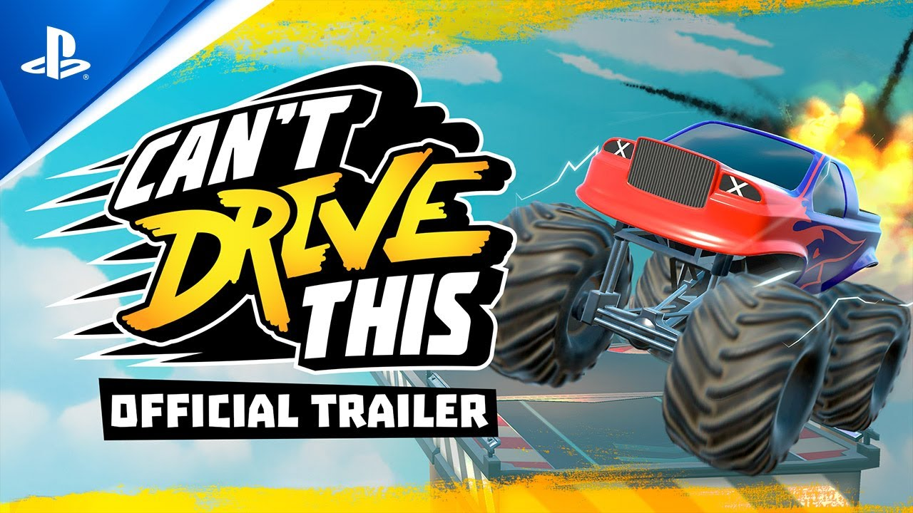 Can't Drive This - العرض التشويقي لإطلاق اللعبة