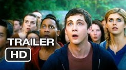 Percy Jackson: Sea of Monsters Official Trailer #2 (2013) - Logan Lerman Movie HD