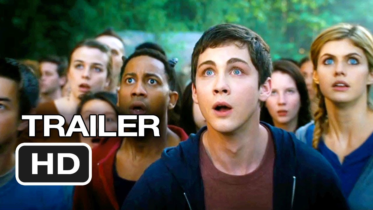 Download Percy Jackson: Sea of Monsters Official Trailer #2 (2013) - Logan Lerman Movie HD