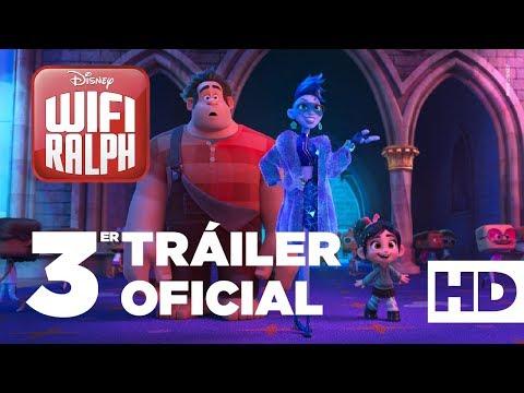 WIFI RALPH, de Disney - Tráiler oficial