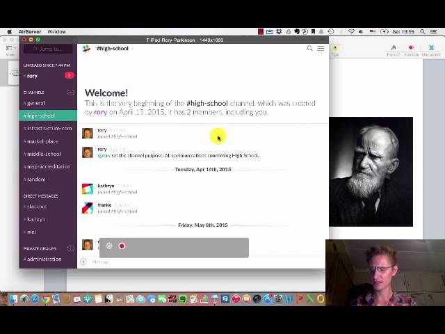 Slack 2 - an introduction