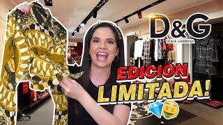 HAUL VIP DE DOLCE GABBANA PRODUCTOS DE EDICIÓN LIMITADA | Camila Guiribitey