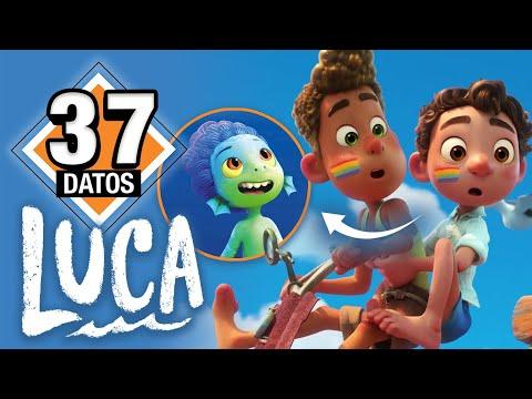 Luca: 37 SECRETOS y teorías de la nueva película de PIXAR   Átomo Network