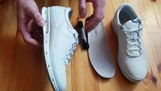 Обзор женских кроссовок ECCO COOL