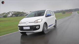 Novo Speed up! TSI, a versão Turbo do VW