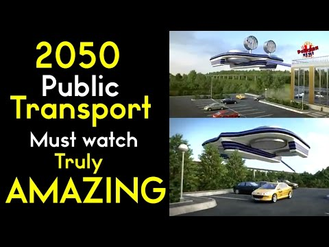 Future - 2050 Metro train truly amazing|awesome Technology