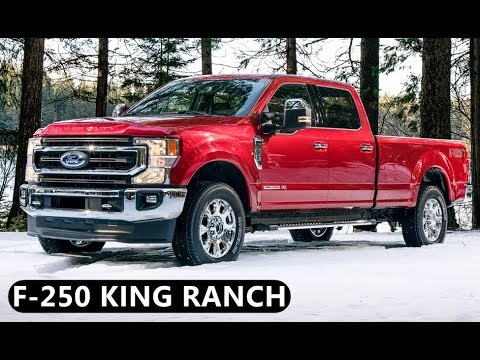 2020 Ford F-Series Super Duty F-250 King Ranch