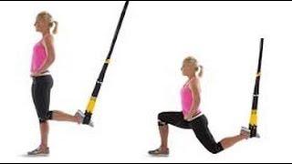 TRX Workout for Women:  TRX Butt Workout for Women, Butt Exercises, Butt Workout