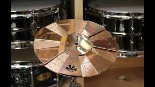"""Sabian 10"""" Chopper - Demo of exact cymbal - 1277g"""