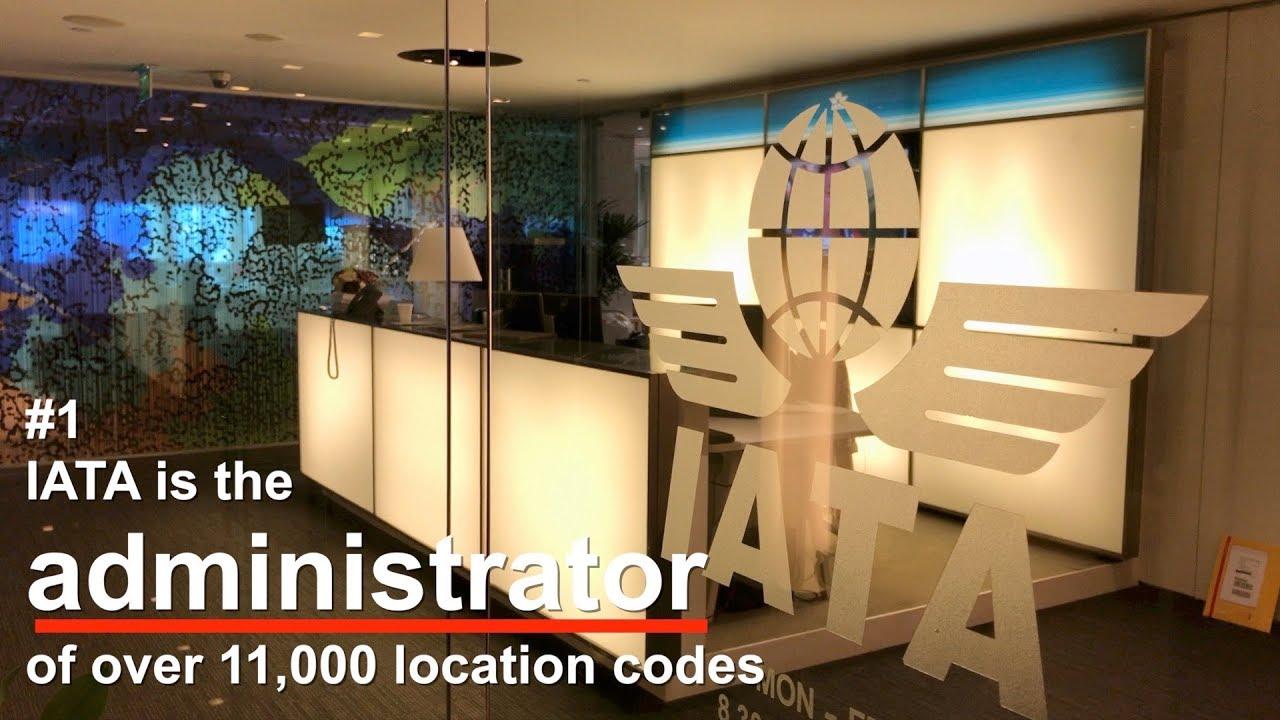 IATA - Airline Coding Directory