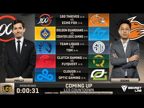 LCS Highlights ALL GAMES Week 4 Day 2 Spring 2019 League of Legends NALCS thumbnail
