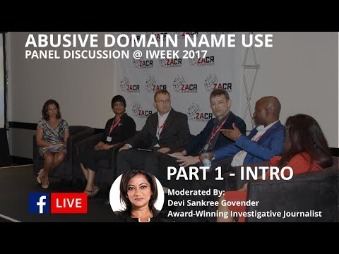 Abusive Domain Name Registrations - Panel Intro