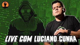 LAZARUS LIVE: Bate papo com Luciano Cunha sobre Doutrinador e a editora Super Prumo.