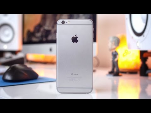 Living with the iPhone 6 Plus!