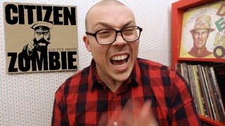 The Pop Group - Citizen Zombie ALBUM REVIEW ftCal Chuchesta