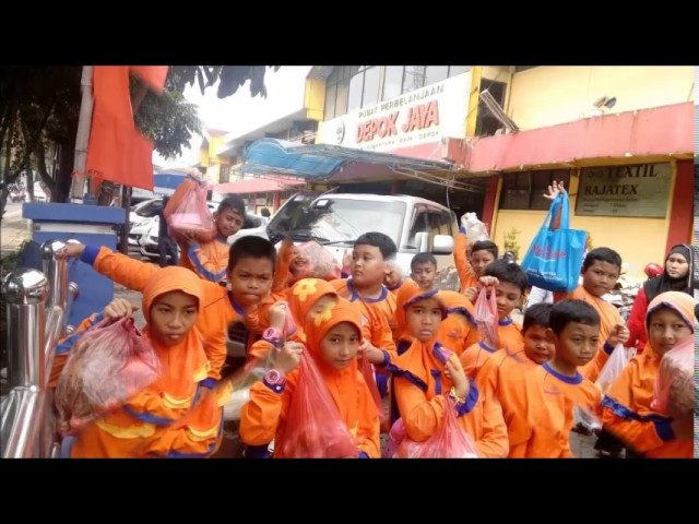 Outing Class Pasar Tradisional