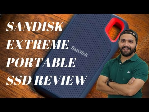 Best SSD Ever | SanDisk Extreme Portable SSD Review