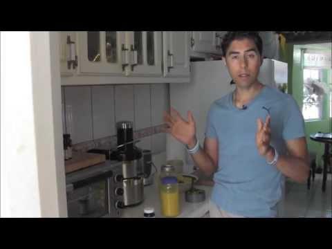 Hugo Robin. Cómo fermentar frutas y obtener probióticos