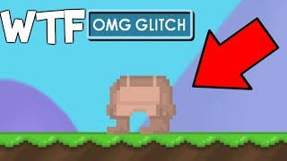 5 BEST GLITCHES IN GROWTOPIA!