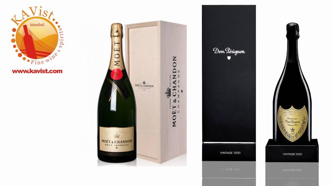 Dom Perignon Gurmeler Için şampanya