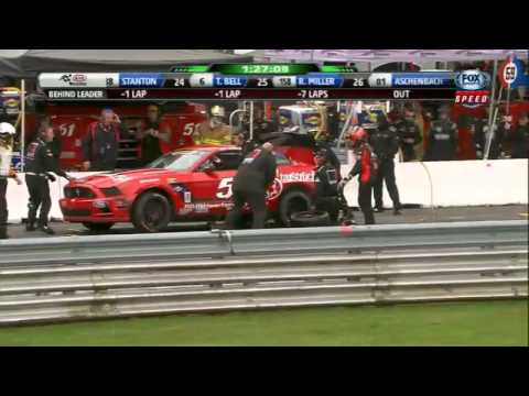 2012 GRAND-AM Championship Weekend Continental Tire Sports Car Challenge GS Race Broadcast