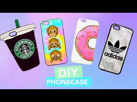 diy handyhullen phone case designs selber machen verlosung nuans simplism review