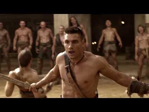 Spartacus Vs Crixus / 720p HD