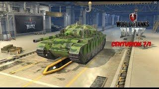 Centurion 7/1 - World of Tanks Blitz