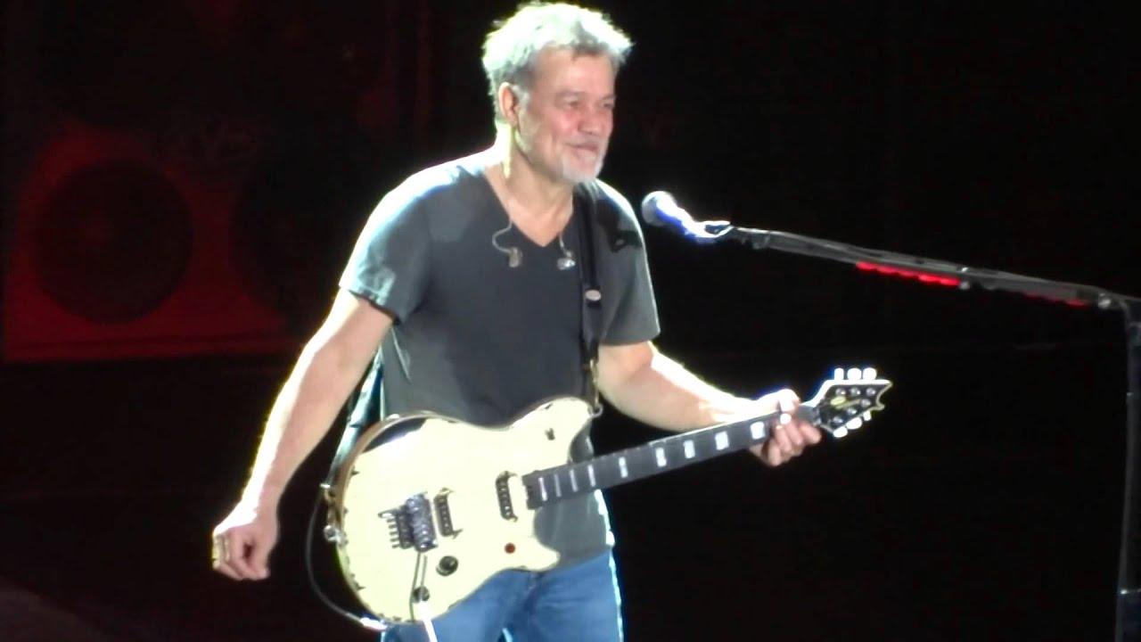 Eddie Van Halen Guitar Solo