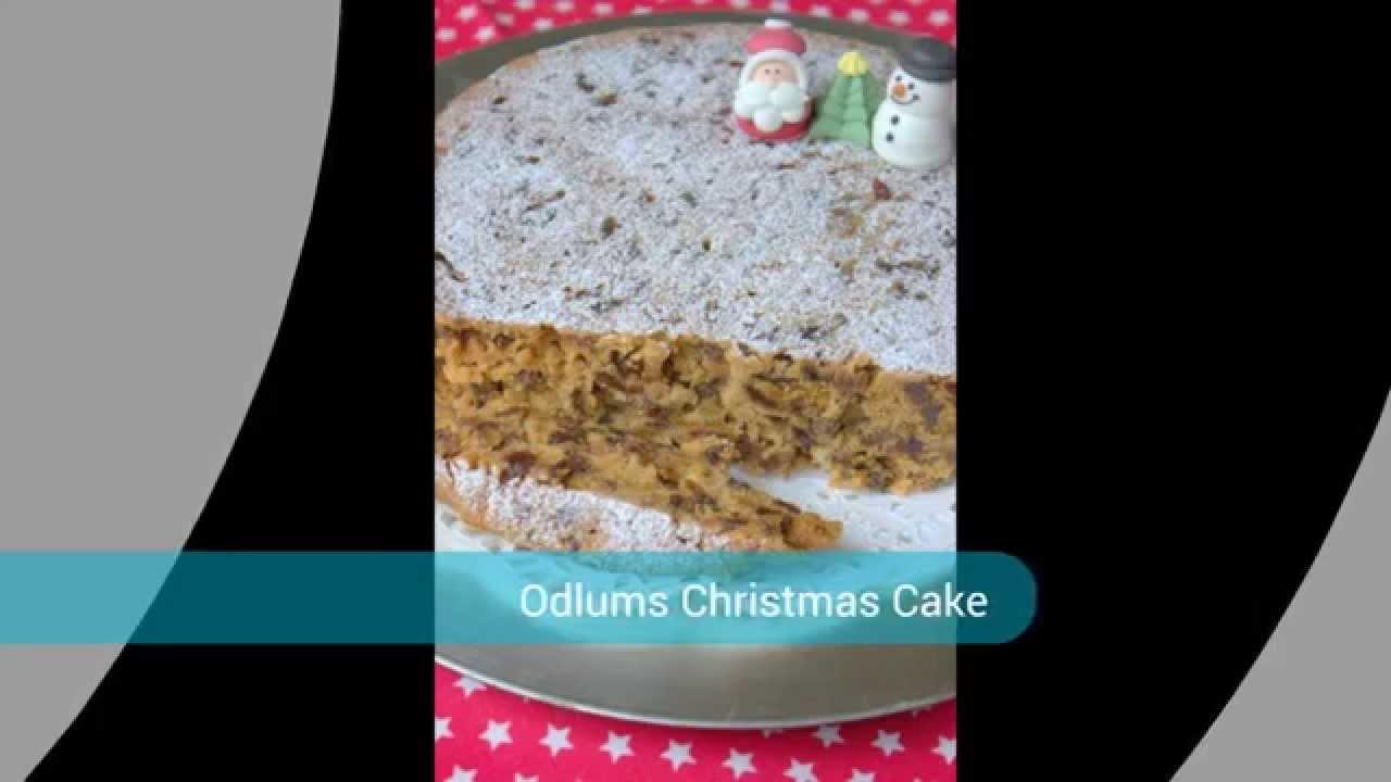 Odlums easy christmas cake recipe