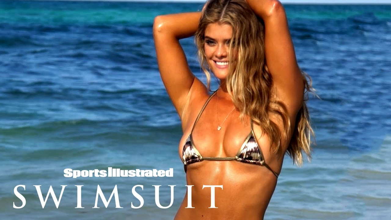 Nina Agdal Shows Off One Of The Tiniest Bikinis Shes Ever Worn Sports Illustrated Swimsuit