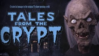 Tales From the Crypt Intro Animation in 3D