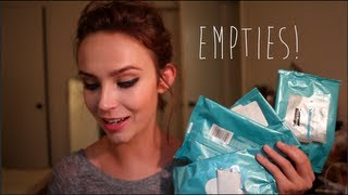 Empties 1 | Products I've Used Up Thumbnail