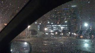 Rain On Car Roof Top (EXTREMELY RELAXING 30 mins)