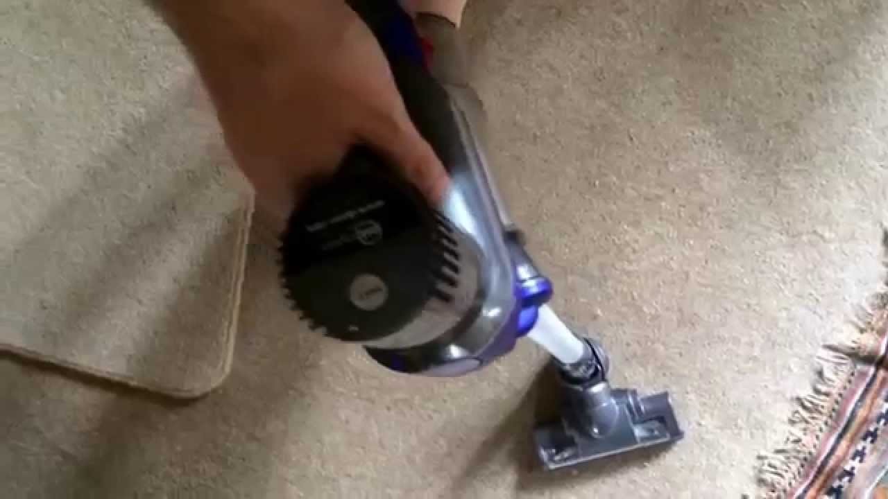 Dyson DC35 Multi Floor Spluttering And Dying After Full Charge