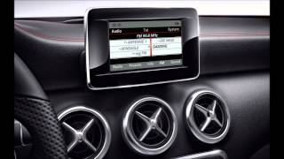 Mercedes Benz. Хэтчбек А Класс +A 45 AMG(Новый язык форм Настоящий «Мерседес». И всё же совсем-совсем другой. Новый автомобиль А-Класса просто пораж..., 2014-07-09T12:57:20.000Z)